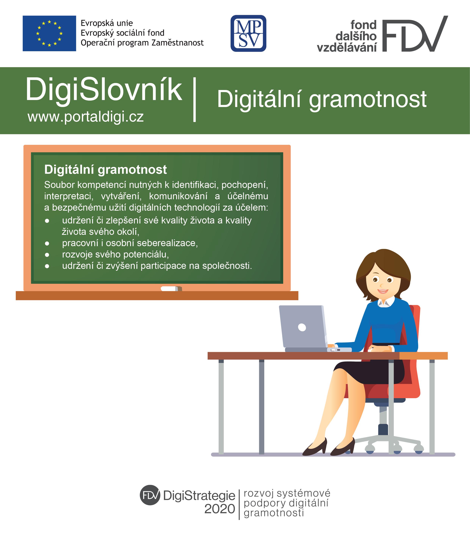 Digitální gramotnost
