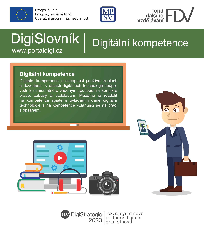 Digitální kompetence